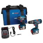 Set of 2 18-V Cordless Tools