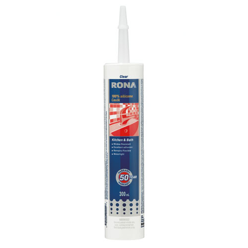"""Silicone I"" Bathtub Sealant"