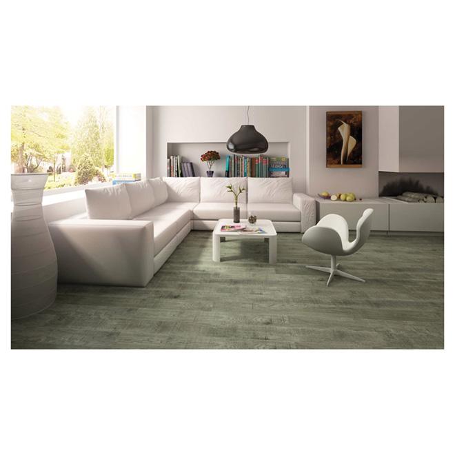 laminate flooring 103mm silver grey