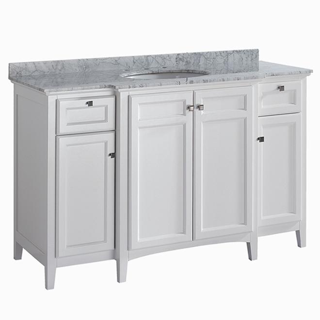 meuble salle de bain rona