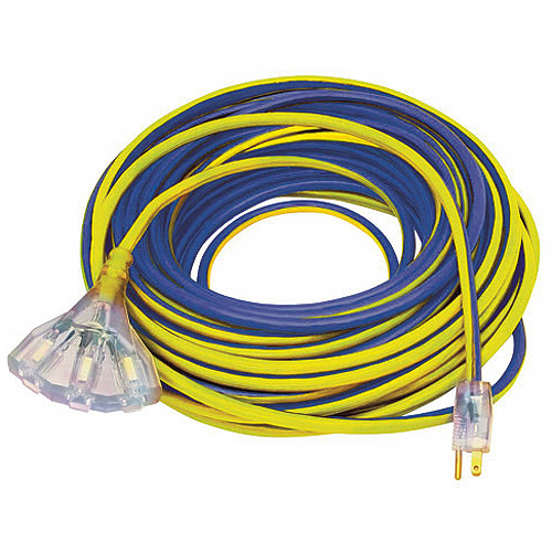Extension Cord - 75-Ft. Outdoor Extension Cord