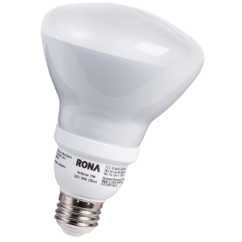 "15-W ""Ultra Mini"" CFL Lightbulb"