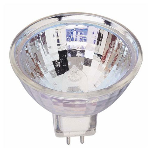 50-W Halogen Lightbulb