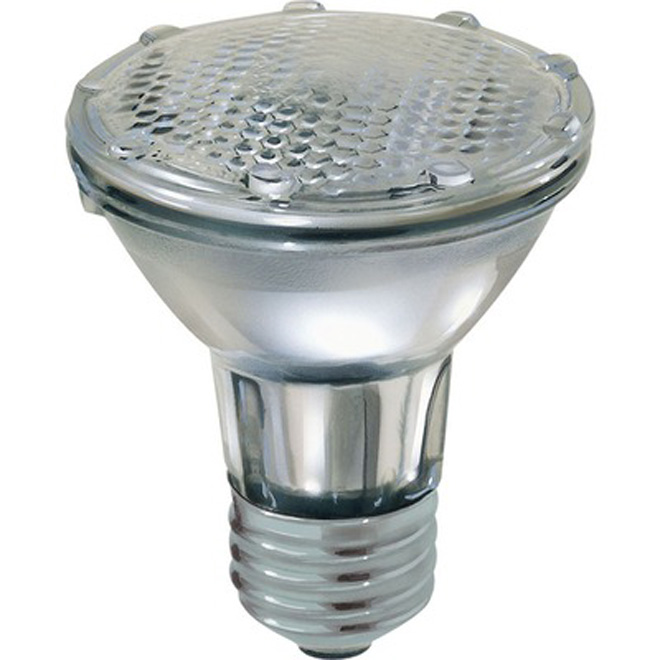 Halogen Bulb PAR20/50W - Clear - Pack of 8