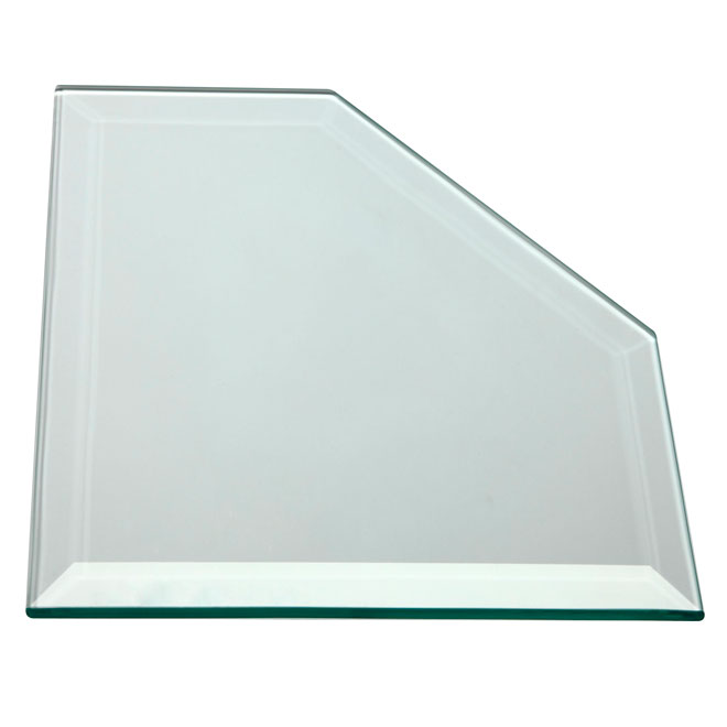 FIREPLACE GLASS BASE