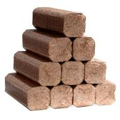 Pack of 10 Fire Logs