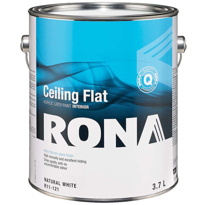 """Flat Finish"" Interior Latex Paint"