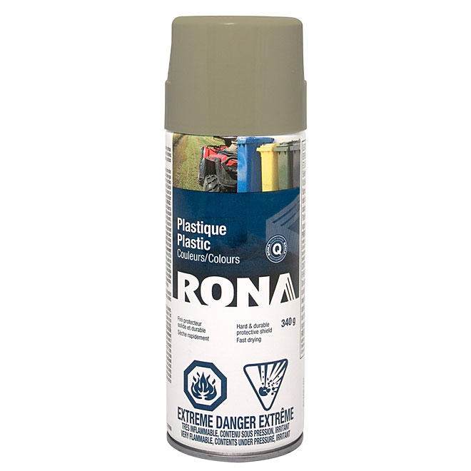 Spray Paint for Plastic 340g - Taupe