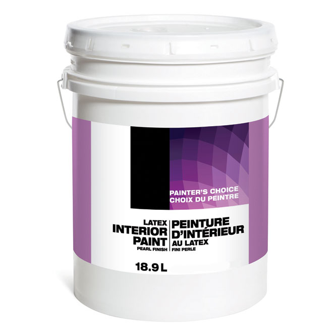Interior Latex Paint