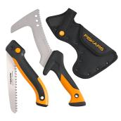Billhook and Folding Saw Set - 3 pieces