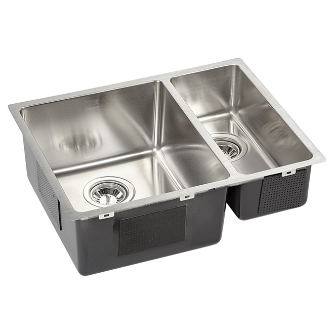 Stainless Steel Doiuble Sink