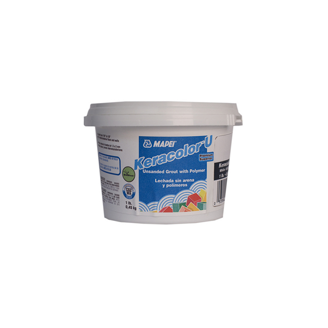"""Keracolor U"" Unsanded Wall Grout 0,45kg - White"