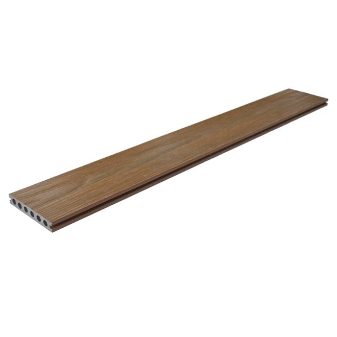 planche pour terrasse composite 12 39 teck rona. Black Bedroom Furniture Sets. Home Design Ideas