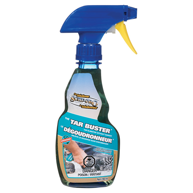 """The Tar Buster"" Remover - 230 mL"