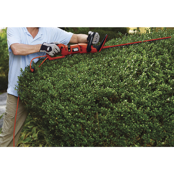 24-in Electric Hedge Trimmer