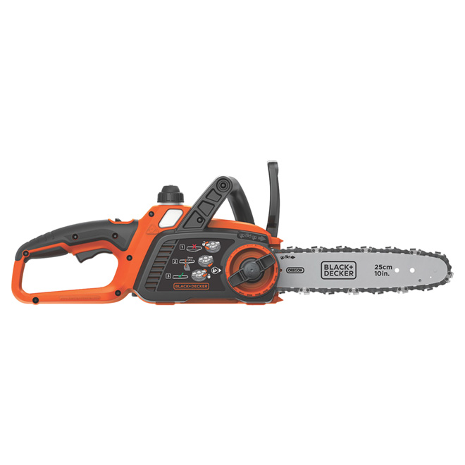10-in Cordless Chain Saw