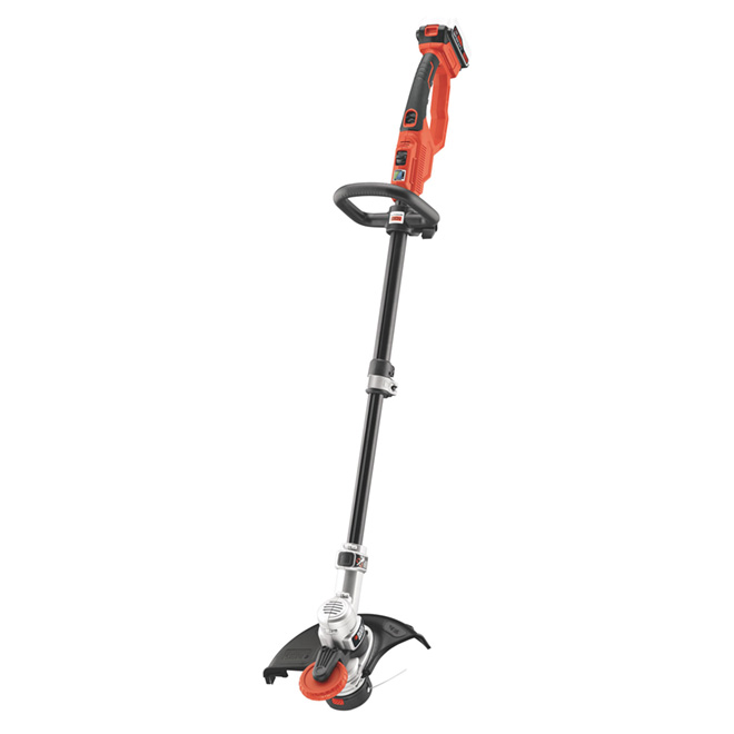 12-in Cordless Trimmer and Edger - 20V MAX