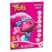 Advent Calendar - Trolls - 32 Chocolates - 50 g