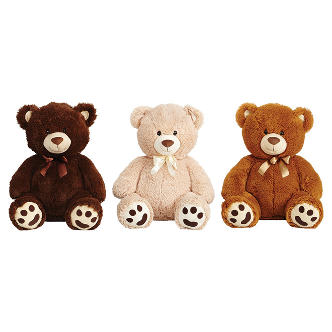 Plush Bear - Assorted Colors