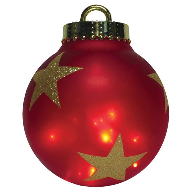 boule illumine pour lextrieur 7 - Grosses Boules De Noel Exterieur