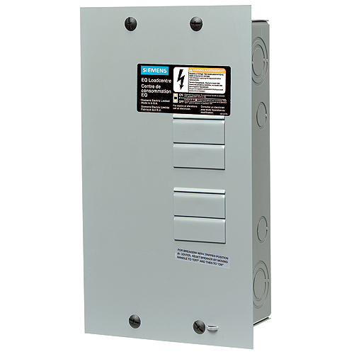 Charge centrale EQL 240 VAC 100 A 1 phase 3 fils