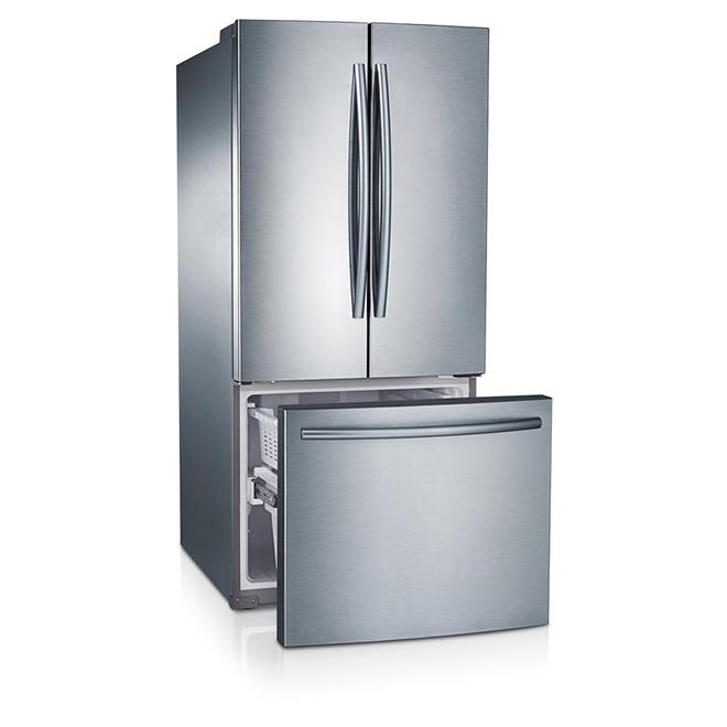 samsung refrigerator french door. french door refrigerator - 30\ samsung