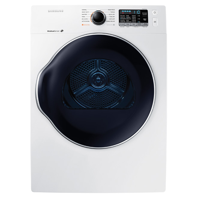 "24"" Compact Electric Dryer - 4.0 cu. ft."