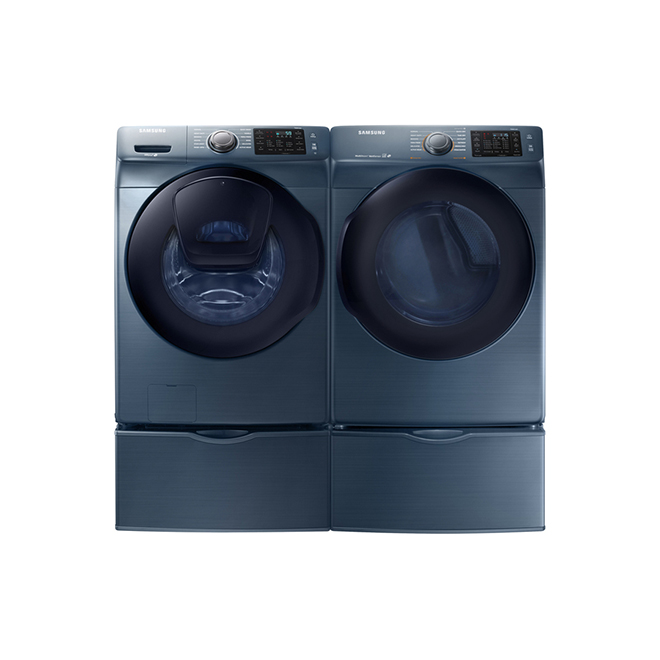 "27"" Front-Load Washer - 5.2 cu. ft."