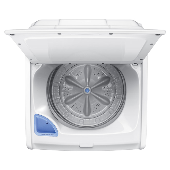 Top Load Washer -  4.9 cu.ft. - White
