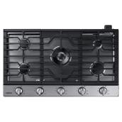 Built-In Gas Cooktop - 56000 BTU - 36
