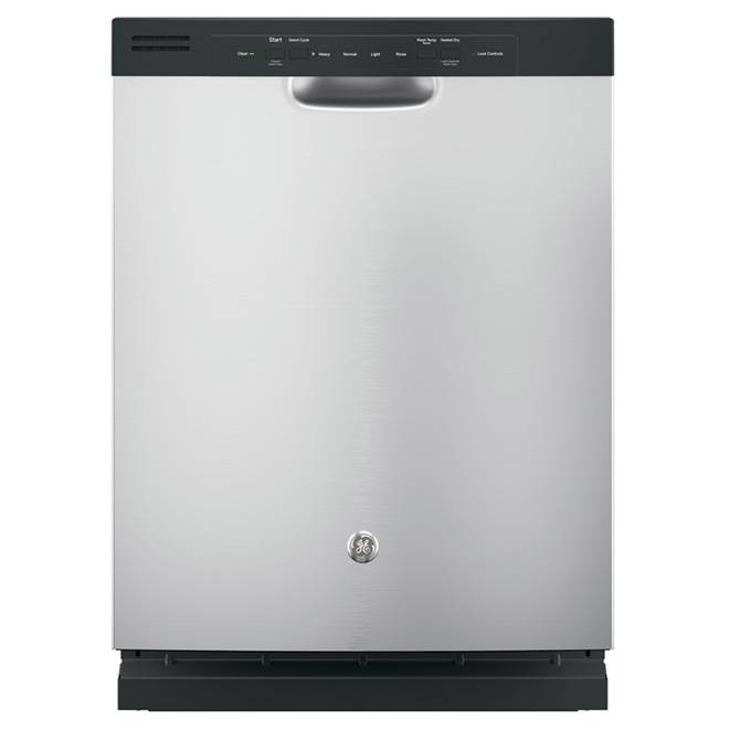 "24"" Built-in PermaTuf Tall Tub Dishwasher - Stainless"
