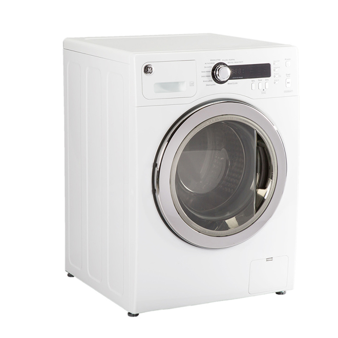 "24"" Compact Front-Load Washer - 2.6 cu. ft."
