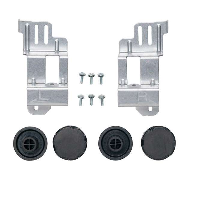 Stack Bracket Kit for Washer/Dryer 24""
