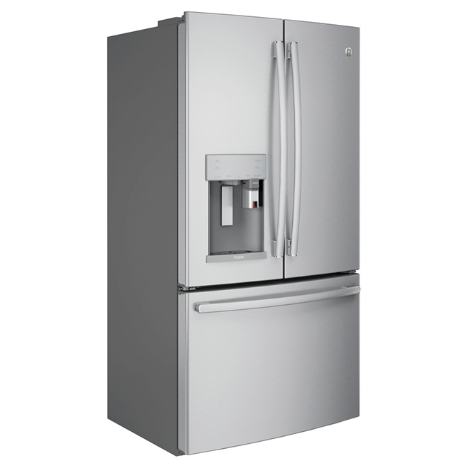 French Doors Refrigerator 22.2 cu. ft. - Stainless