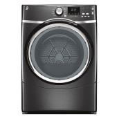 Electric Dryer with SteamRefresh - 7.5 cu. ft. - Grey