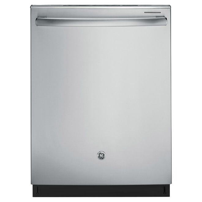 "Dishwasher with Cyclone Jet - 24"" - Stainless Steel"