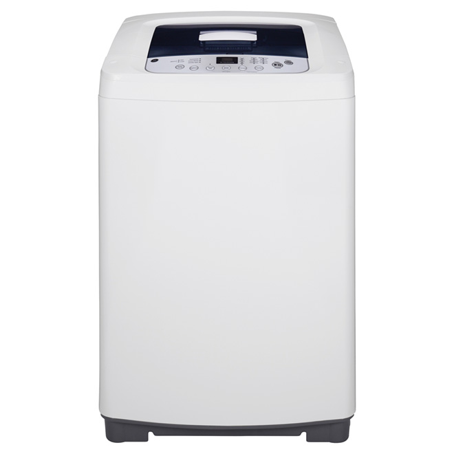Compact Portable Washer - 3 cu. ft. - White