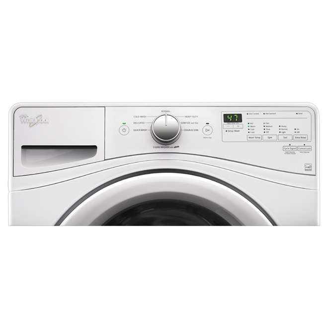 "27"" Front-Load Washer - 4.5 cu. ft."
