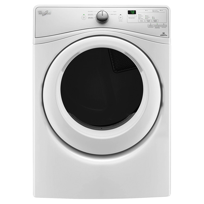Energy Star Electric Dryer - 7.4 cu. ft.