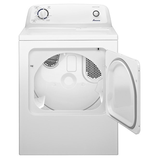 "Electric Dryer 29"" - 6.5 cu. ft. - White"