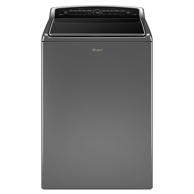 High-Efficiency Top-Load Steam Washer - 5.3 cu. ft.