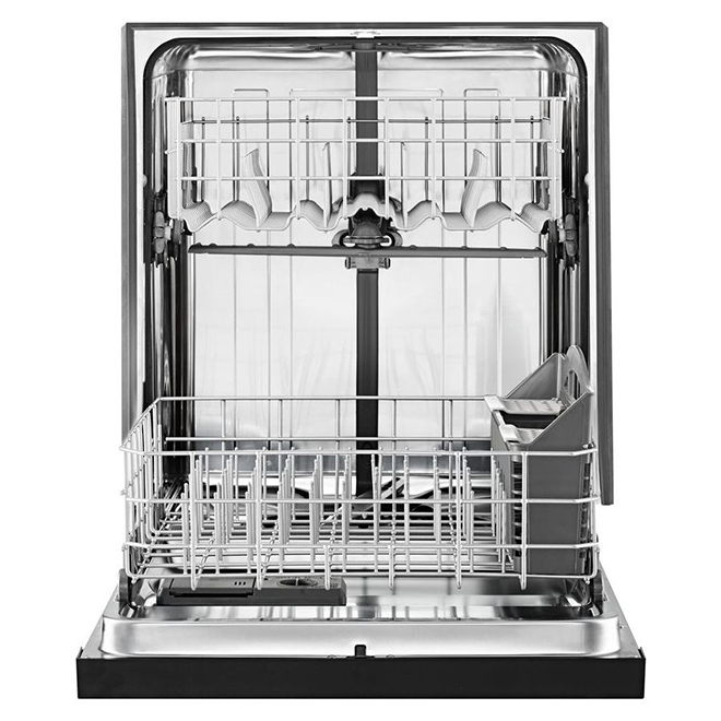 "24"" Built-in Dishwasher - Stainless Steel"