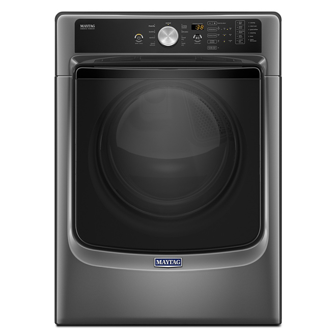 Electric Steam Dryer - 7.4 cu. ft.