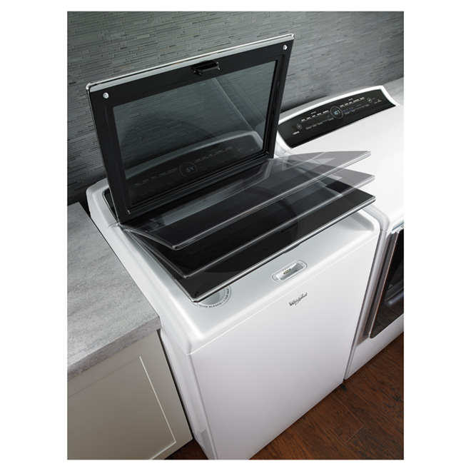 "28"" High-Efficiency Top-Load Washer - 6.1 cu. ft."