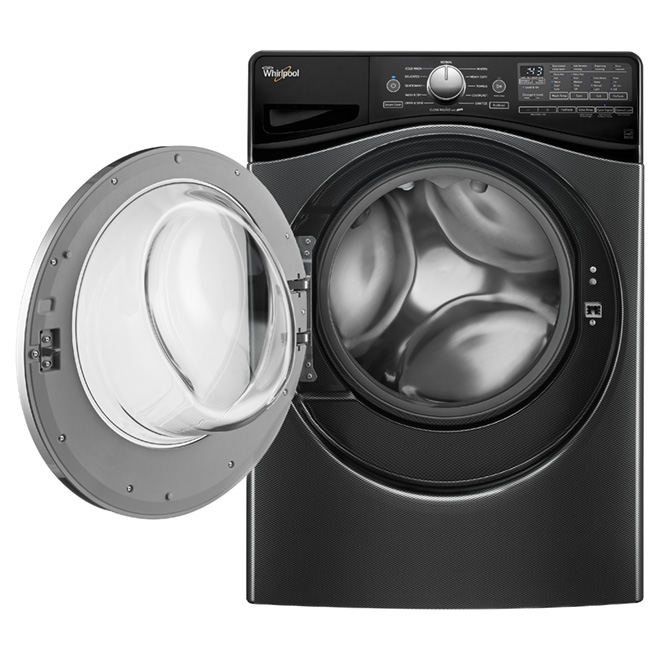 Top Load Washer with Load & Go System - 5.2 cu. Ft - Black Diamond