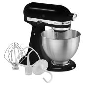 KitchenAid® Tilt-Head Stand Mixer - 4.5 qt - Black