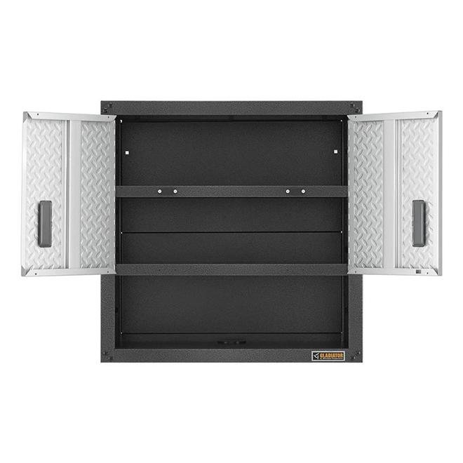 armoire murale pour garage 28 39 39 x 28 39 39 x 12 39 39 t le larm e rona. Black Bedroom Furniture Sets. Home Design Ideas