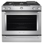 Gas Convection Range with Baking Drawer - 6.5 cu. ft