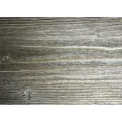 Barn Look Wood Moulding - Grey - 1/2
