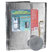 Insulating Cover for 40-Gal. Water Heater